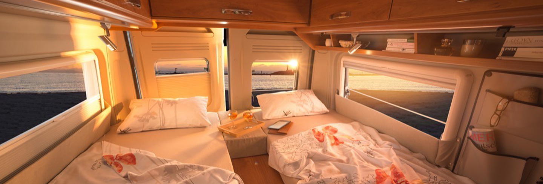 Globecar Campscout Bett