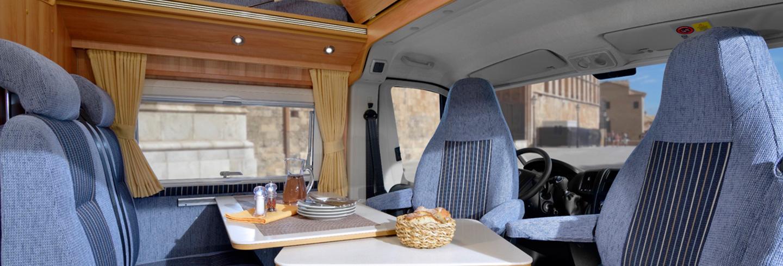 Globecar H-Line Vario 545