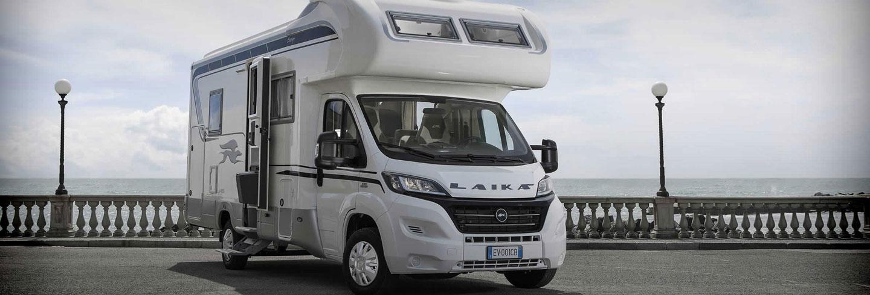 Laika Ecovip Reisemobil